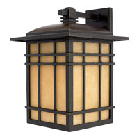 Quoizel HC8411IB Hillcrest 1 Light 16 inch Imperial Bronze Outdoor Wall Lantern in Standard alternative photo thumbnail