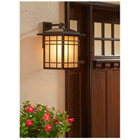 Quoizel HC8413IB Hillcrest 1 Light 17 inch Imperial Bronze Outdoor Wall Lantern in Standard alternative photo thumbnail