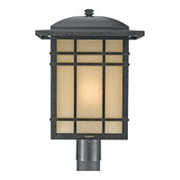 Quoizel HC9013IB Hillcrest 1 Light 20 inch Imperial Bronze Outdoor Post Lantern alternative photo thumbnail