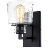 Quoizel HOL8701EK Holden 1 Light 6 inch Earth Black Wall Sconce Wall Light