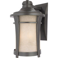 Quoizel Lighting Harmony 3 Light Outdoor Wall Lantern in Imperial Bronze HY8411IB