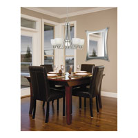 Quoizel Lighting Ibsen 5 Light Chandelier in Brushed Nickel IE5005BN alternative photo thumbnail