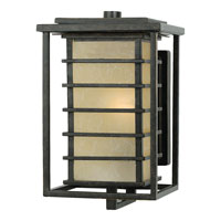 Quoizel Lighting Jonathan 1 Light Outdoor Wall Lantern in Imperial Bronze JO8307IB alternative photo thumbnail