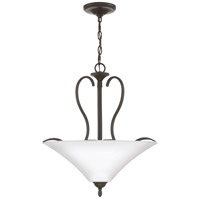 Quoizel KGF2821OZ Kingfield 3 Light 21 inch Old Bronze Pendant Ceiling Light