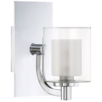Quoizel KLT8601CLED Kolt LED 8 inch Polished Chrome Bath Light Wall Light alternative photo thumbnail