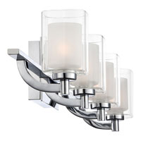 Quoizel Kolt 4 Light Bath Light in Polished Chrome KLT8604C alternative photo thumbnail