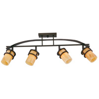 Quoizel Kyle 4 Light Track Light in Imperial Bronze KY1404IB