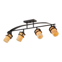 Quoizel KY1404IB Kyle 4 Light 120V Imperial Bronze Track Light Ceiling Light alternative photo thumbnail