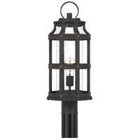 Quoizel LAS9009PN Lassiter 1 Light 23 inch Palladian Bronze Outdoor Post Lantern