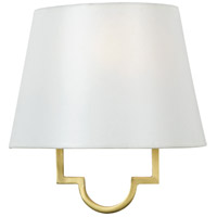 Quoizel Lighting Millennium 1 Light Wall Sconce in Gallery Gold LSM8801GY