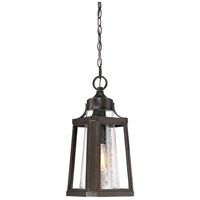Quoizel LTE1909PN Lighthouse 1 Light 9 inch Palladian Bronze Outdoor Hanging Lantern
