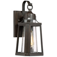 Lighthouse 1 Light 13 inch Palladian Bronze Outdoor Wall Lantern