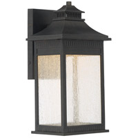 Livingston 14 inch Imperial Bronze Outdoor Wall Lantern