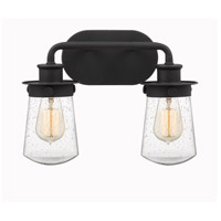Quoizel Grey Ash Bathroom Vanity Lights
