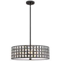 Quoizel LXY2822IB Luxury 5 Light 22 inch Imperial Bronze Pendant Ceiling Light