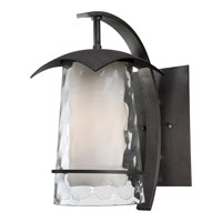 Quoizel Lighting Mayfair 1 Light Outdoor Wall Lantern in Iron Age MAF8407IR alternative photo thumbnail