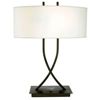 Quoizel Lighting Marriott 2 Light Table Lamp in Custom Contract MAR271D
