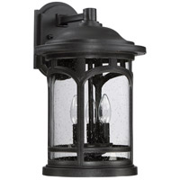 Quoizel MBH8411K Marblehead 3 Light 18 inch Mystic Black Outdoor Wall Lantern alternative photo thumbnail