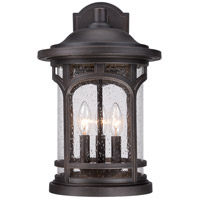 Quoizel MBH8411PN Marblehead 3 Light 18 inch Palladian Bronze Outdoor Wall alternative photo thumbnail