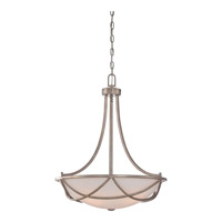 Milbank 4 Light 21 inch Vintage Gold Pendant Ceiling Light