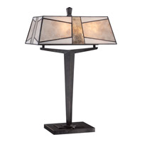 Quoizel Alistar 2 Light Table Lamp in Imperial Bronze MC1862TIB