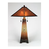 Quoizel Lighting Mica 2 Light Table Lamp in Combo MC6793M alternative photo thumbnail