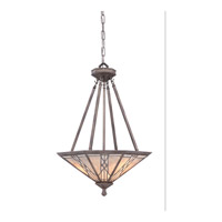 Quoizel Cyrus 3 Light Pendant in Anniversary Silver MCCS2820AS