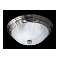 Quoizel ML183ES Melon 13 inch Empire Silver Flush Mount Ceiling Light in 0 alternative photo thumbnail