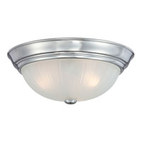 Quoizel Lighting Melon 3 Light Flush Mount in Polished Chrome ML184C alternative photo thumbnail