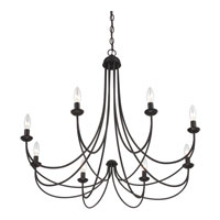 Quoizel MRN5008IB Mirren 8 Light 32 inch Imperial Bronze Chandelier Ceiling Light alternative photo thumbnail
