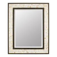 Quoizel MY430241ML Monterey Mosaic 30 X 24 inch Malaga Mirror Home Decor alternative photo thumbnail