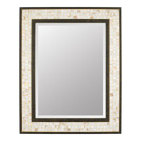 Quoizel MY430241ML Monterey Mosaic 30 X 24 inch Malaga Mirror Home Decor photo thumbnail