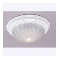 Quoizel ML182WUL Melon 1 Light 11 inch Fresco Flush Mount Ceiling Light alternative photo thumbnail