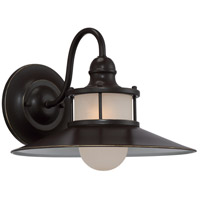 Quoizel NA8414PN New England 1 Light 11 inch Palladian Bronze Outdoor Wall Lantern