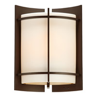 Quoizel Nolan 1 Light Outdoor Wall Lantern in Western Bronze NN8309WTFL