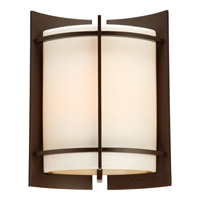 Quoizel Nolan 1 Light Outdoor Wall Lantern in Western Bronze NN8313WTFL