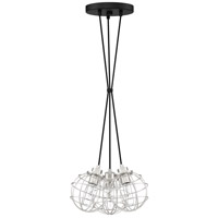 Quoizel NVG2603EK Navigator 3 Light 14 inch Earth Black Pendant Ceiling Light alternative photo thumbnail