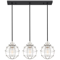 Quoizel Earth Black Chandeliers