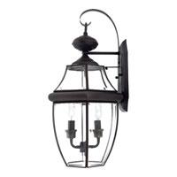 quoizel lighting newbury 2 light outdoor wall lantern in medici