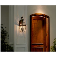 Quoizel NY8317Z Newbury 2 Light 20 inch Medici Bronze Outdoor Wall Lantern alternative photo thumbnail