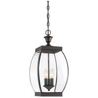 Quoizel OAS1909Z Oasis 3 Light 9 inch Medici Bronze Outdoor Hanging Lantern