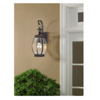 Quoizel OAS8406Z Oasis 1 Light 17 inch Medici Bronze Outdoor Wall Lantern in Standard alternative photo thumbnail