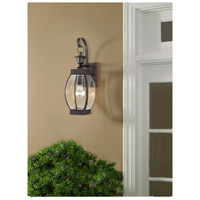 Quoizel OAS8408Z Oasis 2 Light 21 inch Medici Bronze Outdoor Wall Lantern alternative photo thumbnail