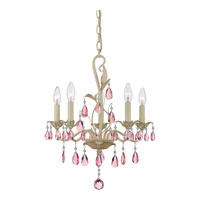 Quoizel Lighting Ophelia 5 Light Chandelier in Antique Ivory OE5005AY alternative photo thumbnail