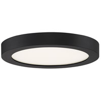 Quoizel OST1708OI Outskirt LED 8 inch Oil Rubbed Bronze Flush Mount Ceiling Light