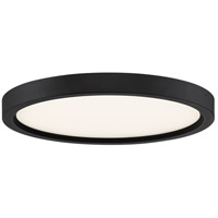 Quoizel OST1711OI Outskirt LED 11 inch Oil Rubbed Bronze Flush Mount Ceiling Light