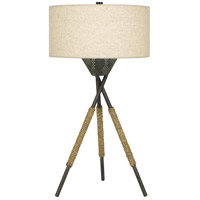 Quoizel PB6324TK Pembroke 24 inch 100 watt Tarnished Bronze Table Lamp Portable Light