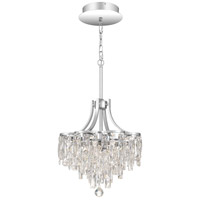 Quoizel PCBO2816C Bravado LED 16 inch Polished Chrome Pendant Ceiling Light