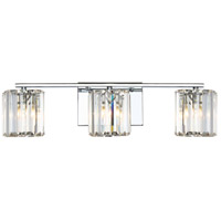 Quoizel PCDV8603C Divine 3 Light 23 inch Polished Chrome Bath Light Wall Light, Large photo thumbnail
