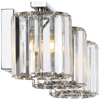 Quoizel PCDV8603C Divine 3 Light 23 inch Polished Chrome Bath Light Wall Light, Large alternative photo thumbnail